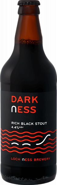 Dark Ness Rich Black Stout,  0.5л