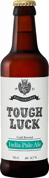 Mallaskoski Tough Luck India Pale Ale,  0.33л
