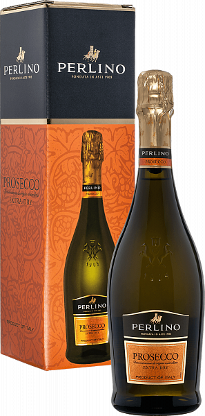 Perlino Prosecco DOC (gift box), 0.75л