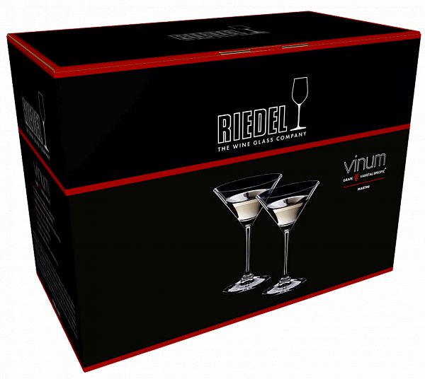 Riedel Vinum Martini (2 glasses set)
