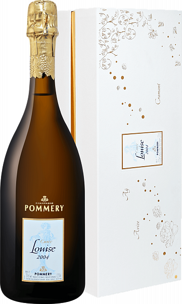 Pommery Cuvée Louise Brut Millesime Champagne AOC (gift box), 0.75л