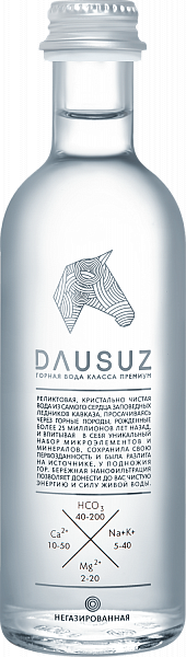 Dausuz Still Water, 0.275л